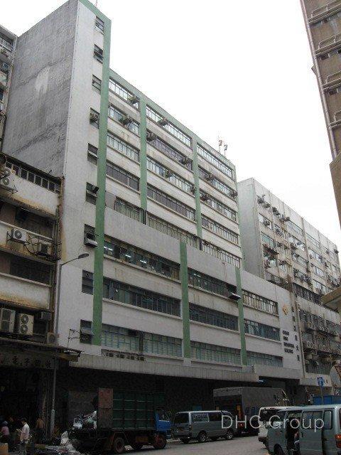 14 Wang Tai Road Remodelling before