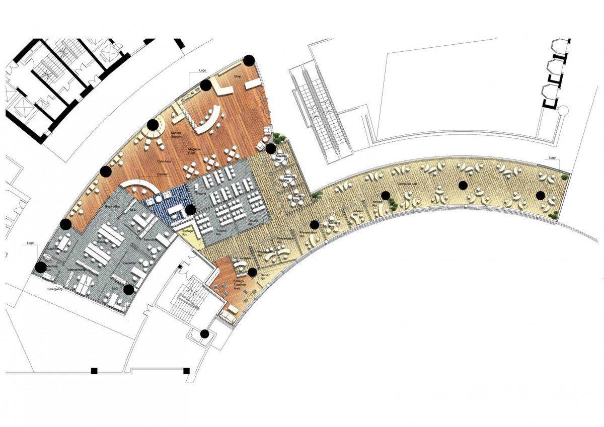 Linguaphone GZ floorplan