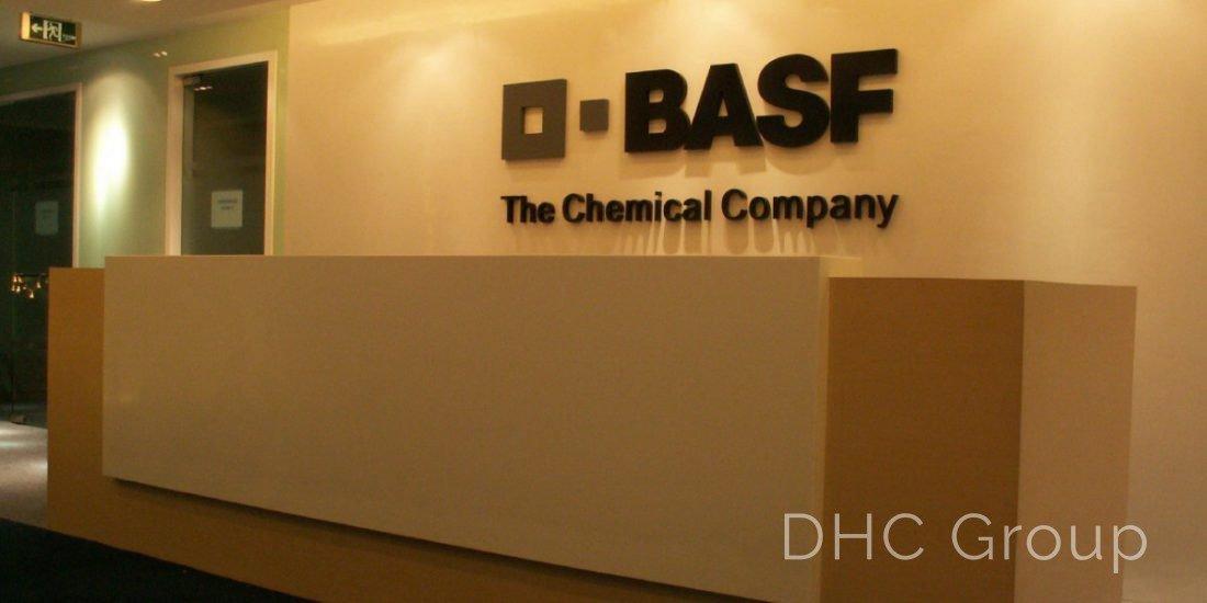 basf entrance