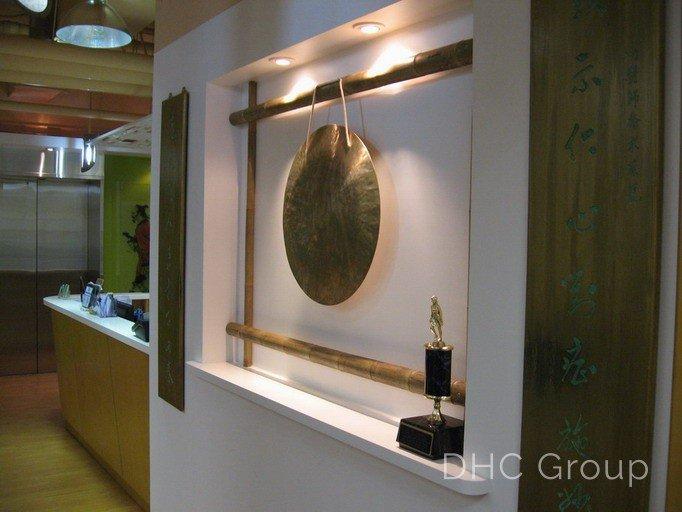 dr ho clinic decoration