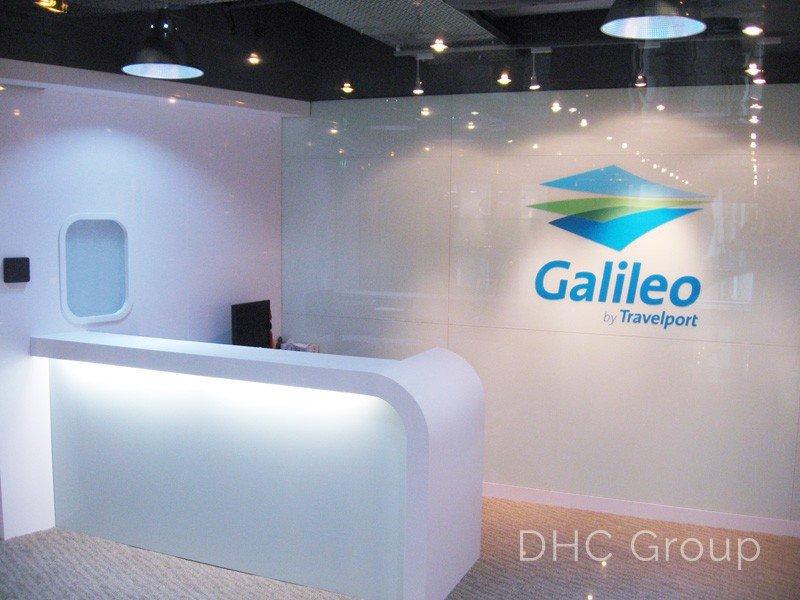 galileo entrance