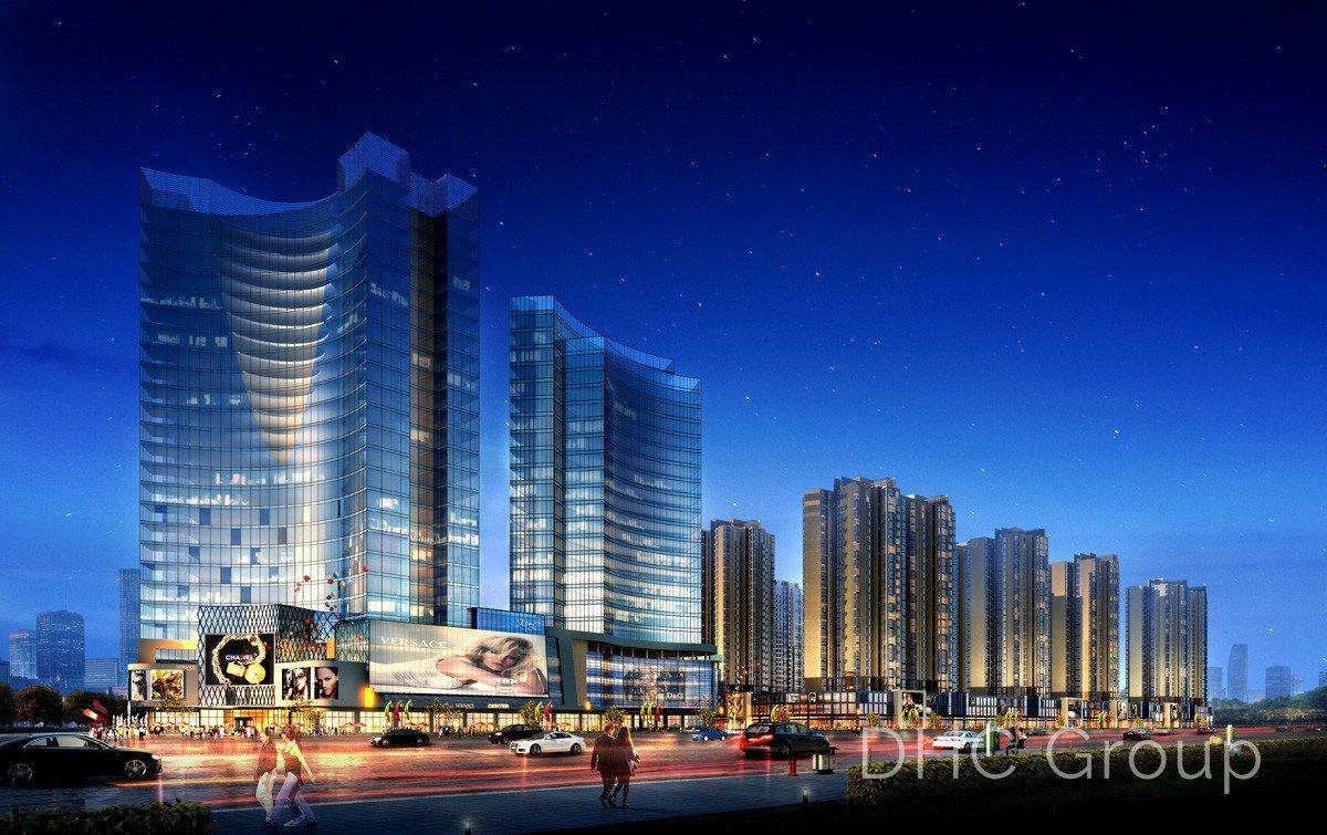 shangqiu city times square project1