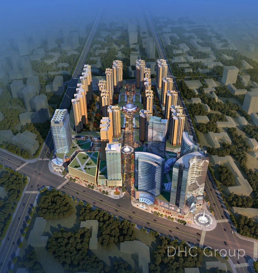 shangqiu city times square project2