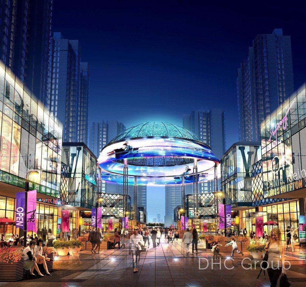shangqiu city times square project3