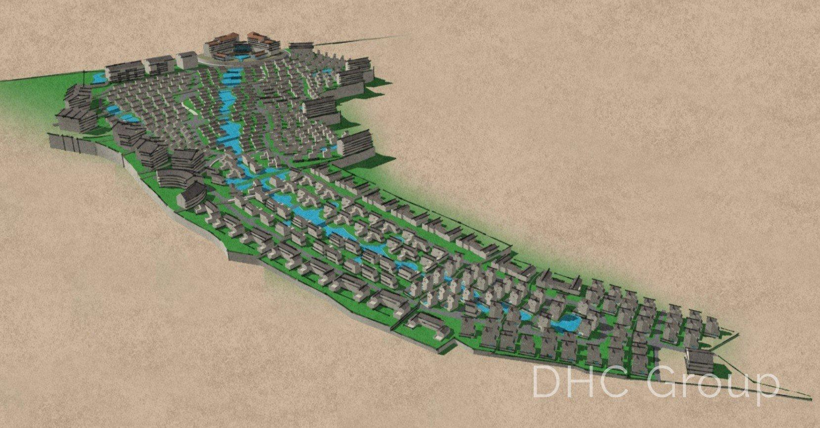 yunnan province lijang wenbi tourist recreational district project6