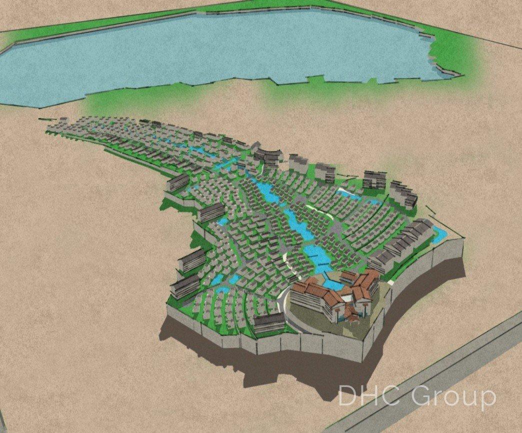 yunnan province lijang wenbi tourist recreational district project7