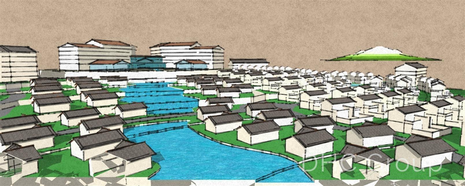 yunnan province lijang wenbi tourist recreational district project9