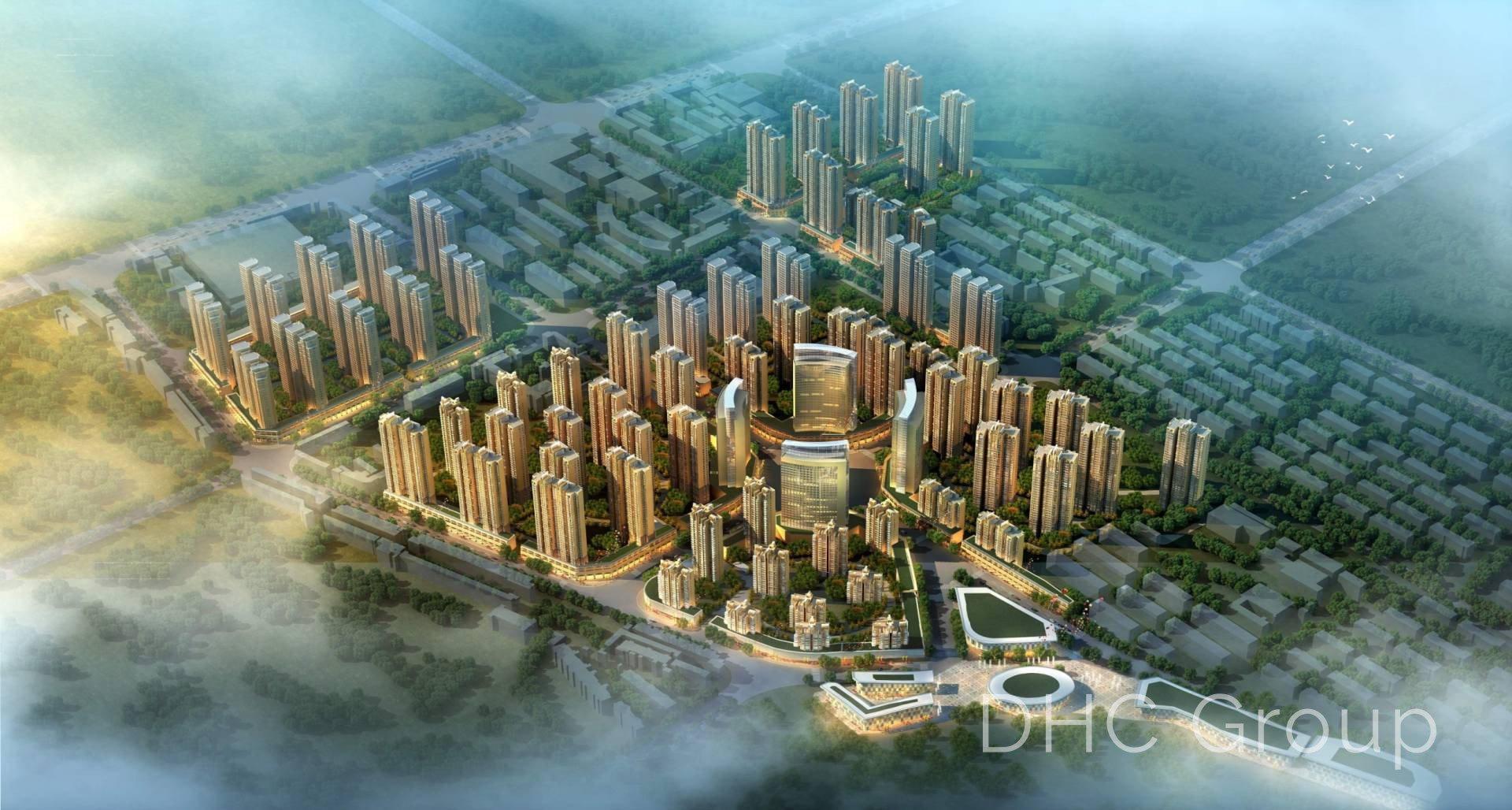 anhui province bengbu city living district project1