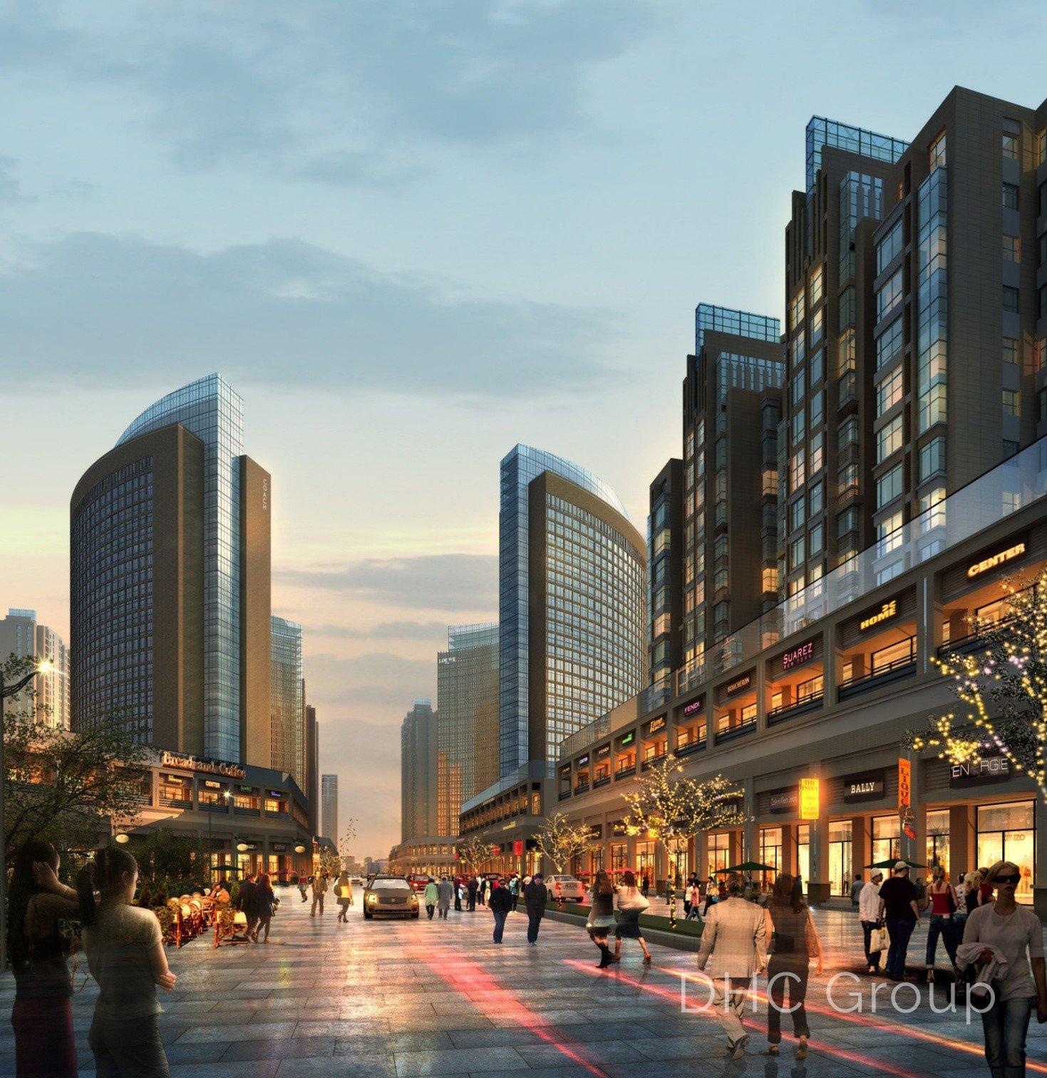 anhui province bengbu city living district project2