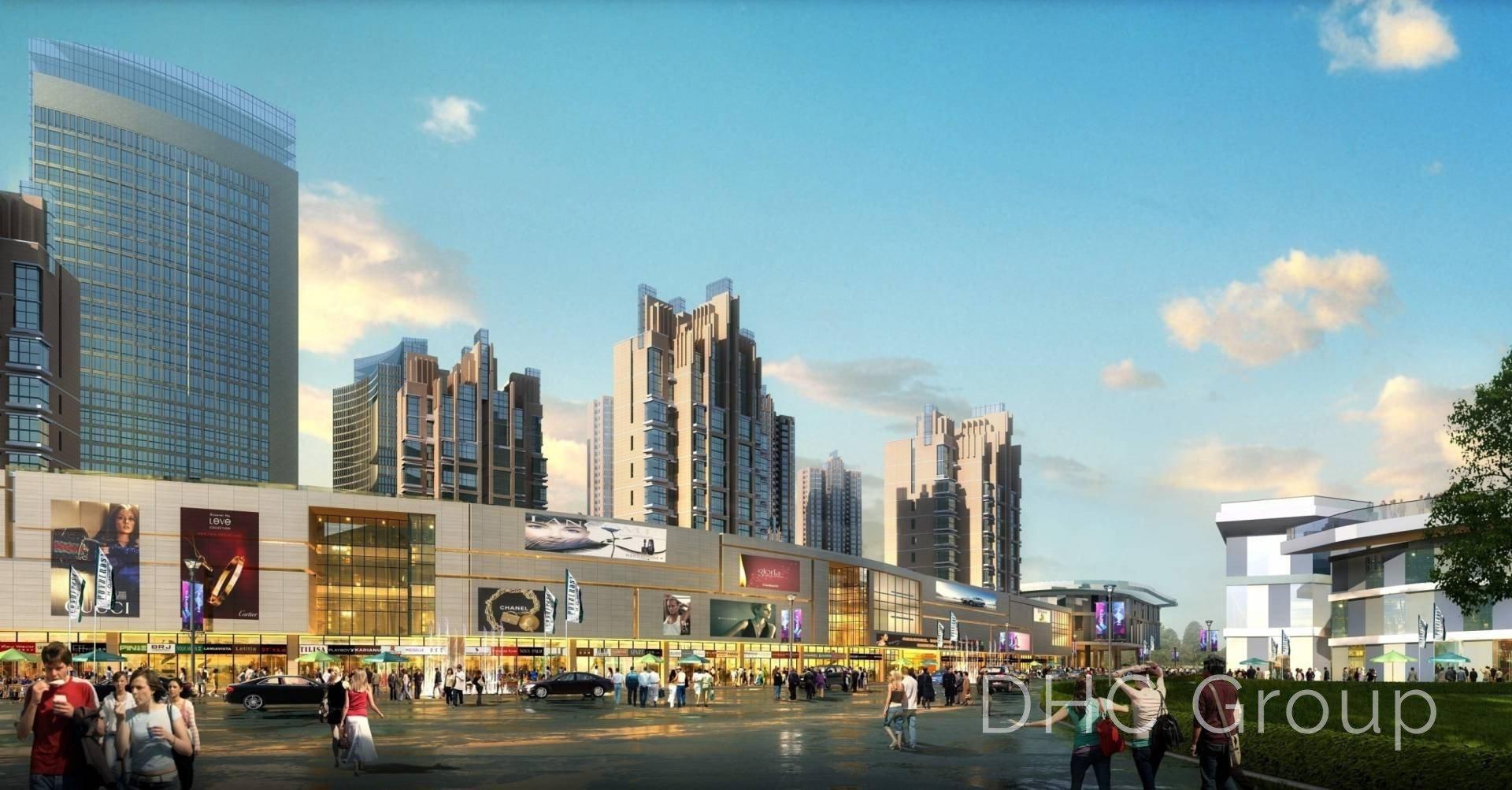 anhui province bengbu city living district project3