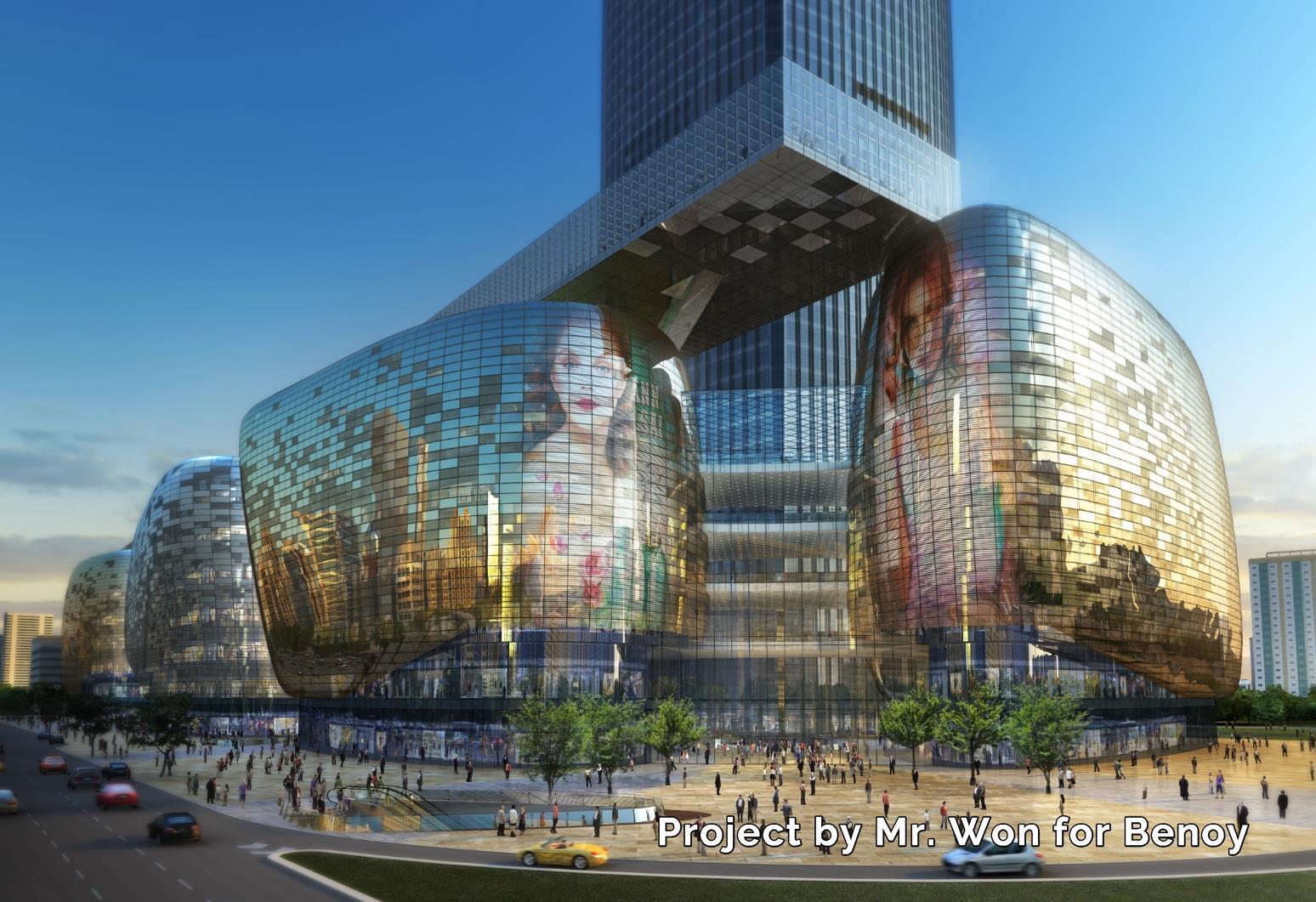 lotte world mall 5