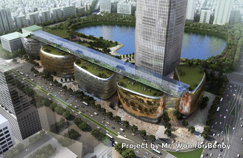lotte world mall 7