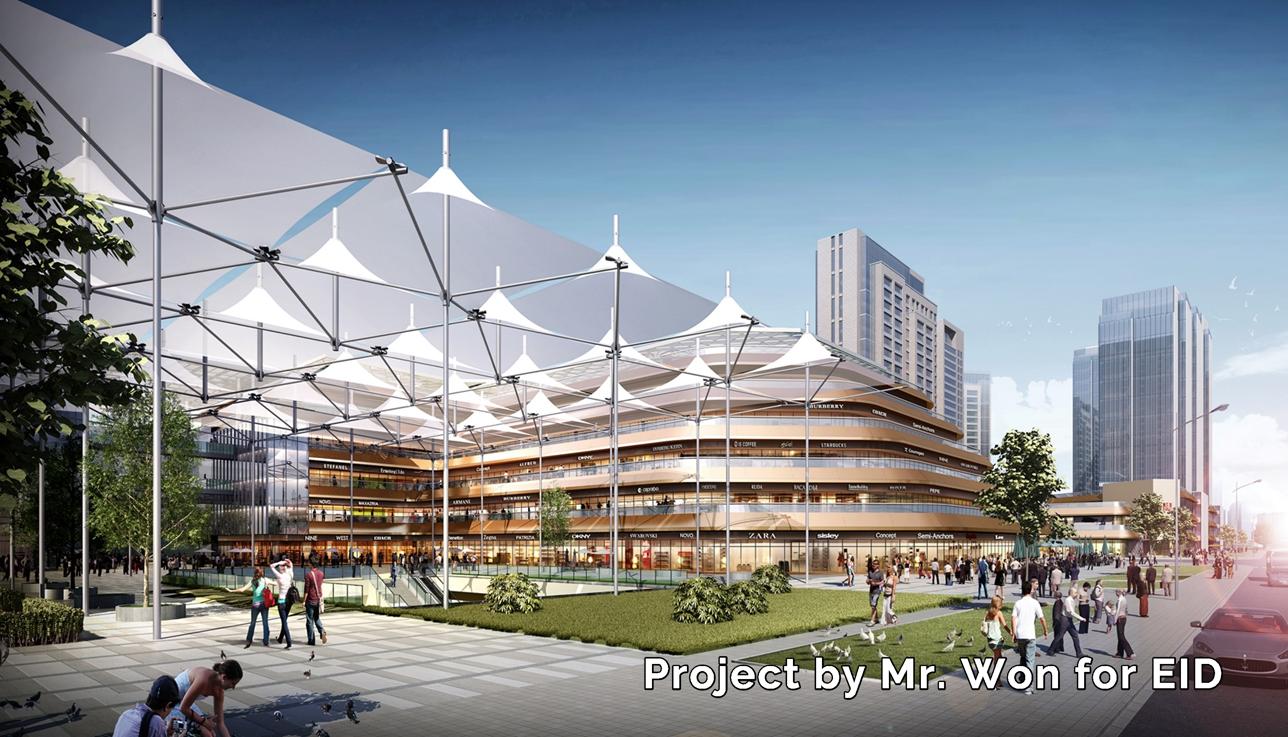 qingpu project 1